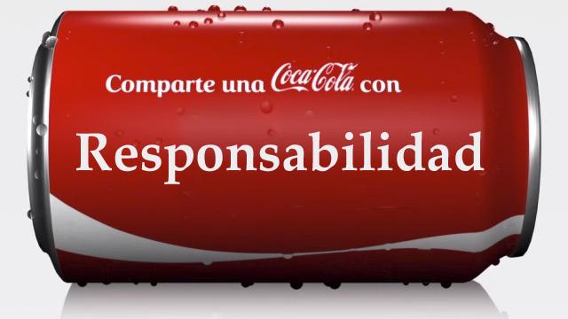 COCA COLA IRRESPONSABILIDAD SOCIAL CORPORATIVA